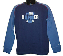 tommy Hilfiger - `ommy Hilfiger Denim`Applique Sweatshirt product image