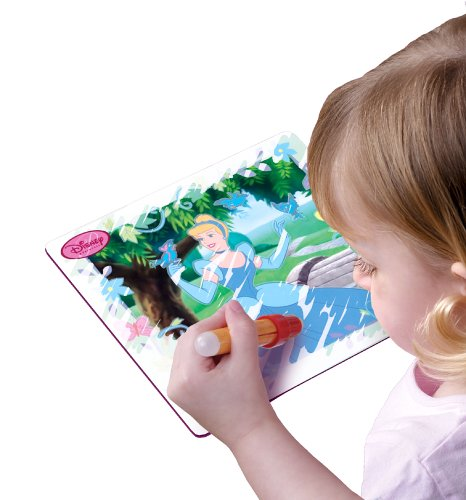 Tomy Aqua Draw Mini Mats - Disney Princess product image