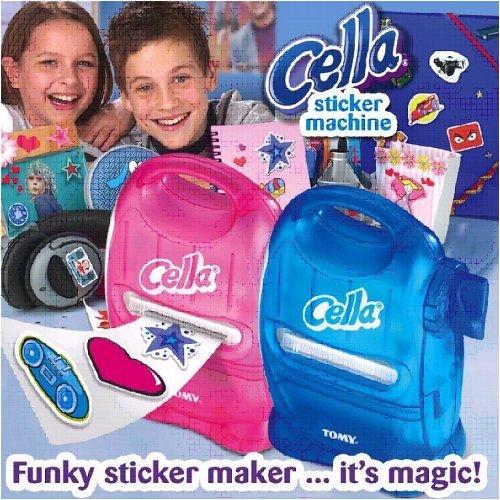 tomy cella sticker machine refill cartridge