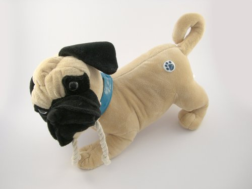 Tomy Nintendogs Interactive Play Pups - Pug product image