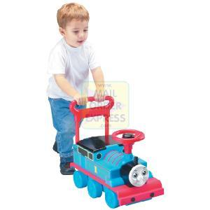 Thomas the Tank Engine Sit n Ride is two toys in one For the younger child it is a walker then it s - CLICK FOR MORE INFORMATION