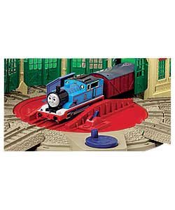 Young engineers can control Thomas; every move in this big remote control train set! A touch of the  - CLICK FOR MORE INFORMATION