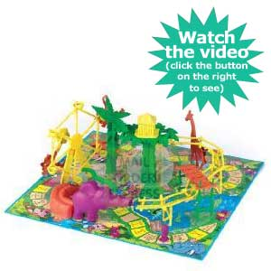 Tomy Rumble In The Jungle Game product image