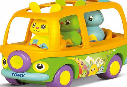 Tomy Sing to Learn Bunny Bus product image