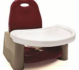Tomy Swing Tray Booster Seat - Cranberry `TOMY
