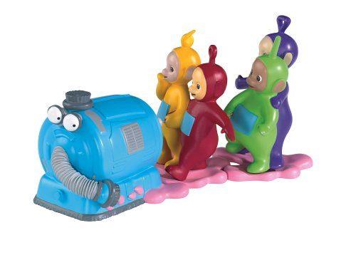 tomy teletubbies reviews