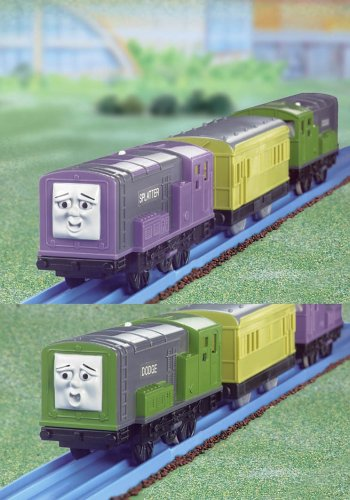 Battery Operated Character Train