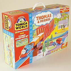 Thomas Adventure Set