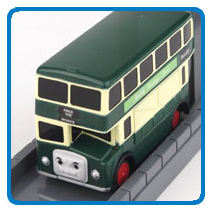 Thomas Road & Rail - Green Bulgy 4812