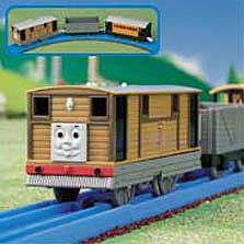 Thomas Road & Rail - Toby the Tram Engine 7441