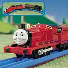 Thomas Road and Rail - James the Red Engine 7444