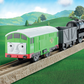 Tomy Thomas And Friends Thomas And Jeremy Airport Set