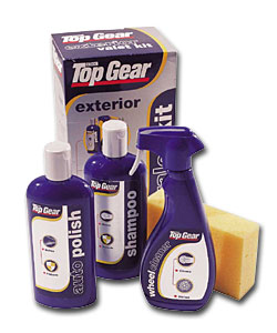 top gear car cleaning products. Black Bedroom Furniture Sets. Home Design Ideas