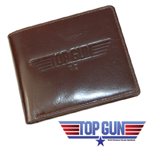 top Gun Leather Wallet product image