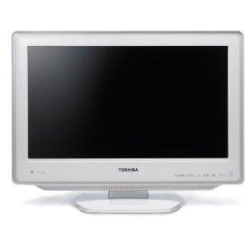 Toshiba White Kitchen Tv