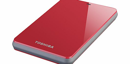 Toshiba Canvio Connect Portable Hard Drive, USB product image
