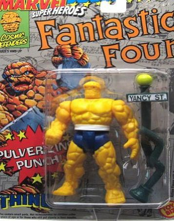 Toy Biz Vintage Marvel Superheroes The Thing (fantastic Four) action figure