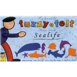 Toy Brokers Fuzzy-Felt Traditional Set - Sealife