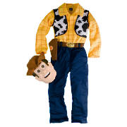 TOY STORY Woody Fancy Dress Outfit 2/3yrs - review, compare prices ...