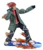 Toybiz Fantastic 4 Movie Snowboarding Human Torch Figure product image