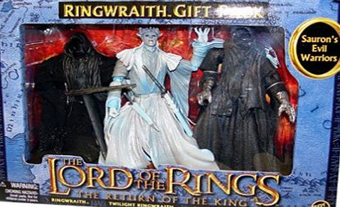 Toybiz Lord of the Rings - Ringwraith action figure Gift Pack