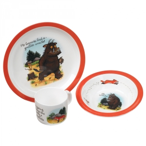 Gruffalo Melamine Dinner Set