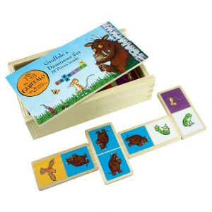 Gruffalo Wooden Dominoes