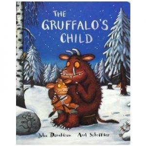 The Gruffalos Child Board Book