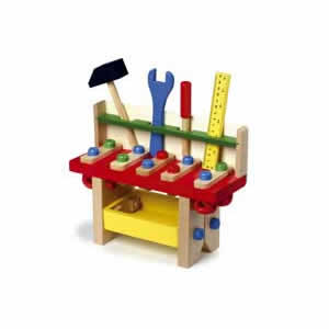 Toy Work Bench