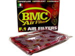 BMC air filters are designed and produced to ensure a higher air flow than original paper filters - CLICK FOR MORE INFORMATION