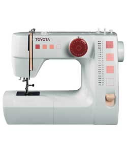 Toyota Fsr21 Single Dial Sewing Machine Review Compare
