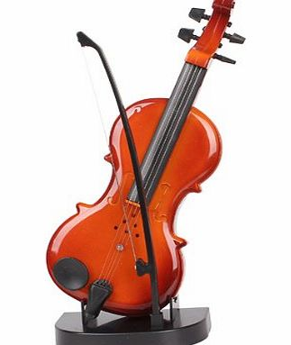 Mini Music Violin Kids Children Simulation Plastic Toy Model