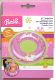 Barbie Fun Pink Swim Ring 3-6 Yr Beach Holidays