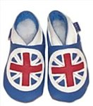 Britannia Slippers - 0-6 months - CLICK FOR MORE INFORMATION