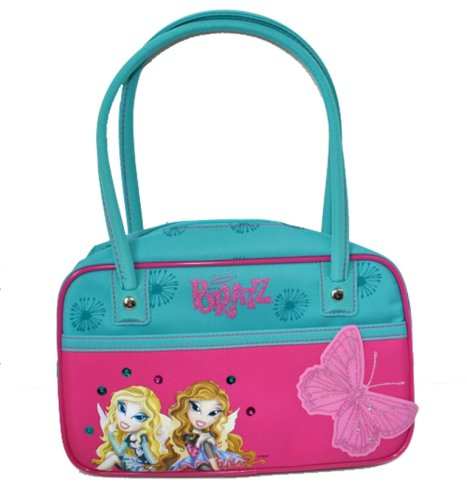 Trade Mark Collections Bratz Pixie Butterfly Handbag Pink
