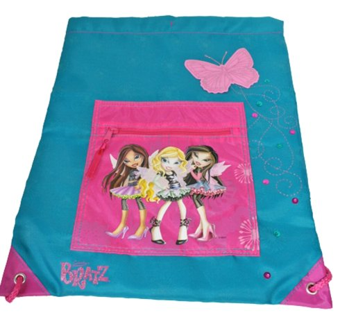 Trade Mark Collections Bratz Pixie Butterfly Trainer Bag product image