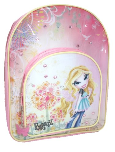 Trade Mark Collections Bratz Pixie Diamente Backpack with front pocket product image
