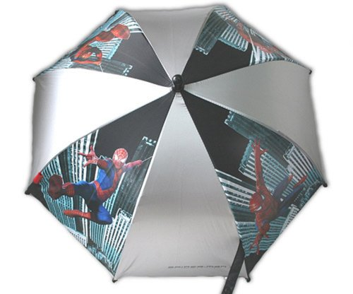 Ready Steady Bed Spiderman Kids Umbrella: Amazon.co.uk: Toys  Games