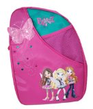 Trademark Collections Bratz Pixie Butterfly Monobag Pink product image