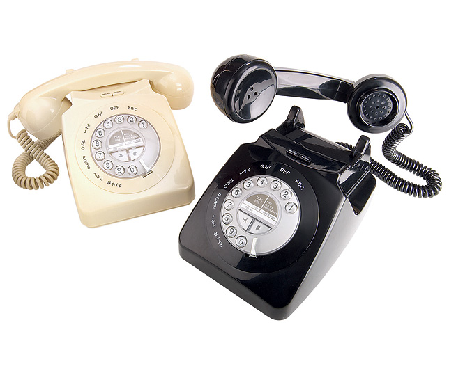 Traditional Telephones