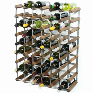 Wooden Wine Rack - Damaged Stock (Dark Oak 6 x 8)