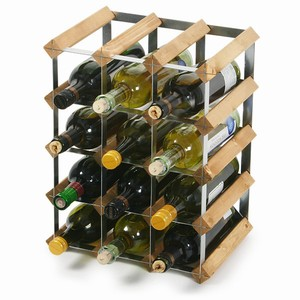 Wooden Wine Racks - Pine (2x4 Hole