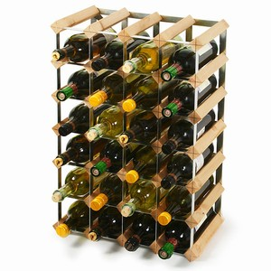 Wooden Wine Racks - Pine (4x6 Hole