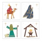 Nativity Story Christmas Cards (20 Pack)