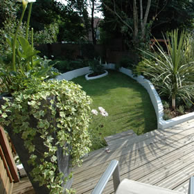 Garden Design Consultation (London)