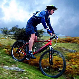 Mountain Bike Skills Two Day Course