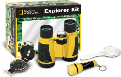 Trends Uk Ltd National Geographic - Explorer Kit