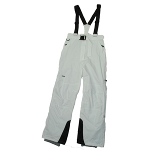 Trespass Ladies Ladies Trespass Halma Snowboarding Pant. White product image