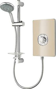 Triton, 1228[^]90226 Riviera Manual Electric Shower Sand 8.5kW