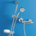 slimline aire thermostatic shower